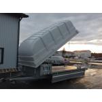 LAVETTIPERÄKÄRRY SILVER TRAIL PRO CUSTOM 1500kg - 3500kg